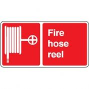 Fire safety sign - Fire Hose Reel 067